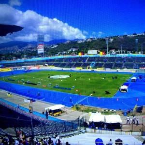 Stadium in Kingston